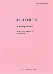 Aladdin (Wood - Vocal Score)