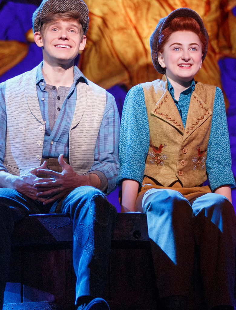 Tuck Everlasting: Theatre for Young Audiences Edition