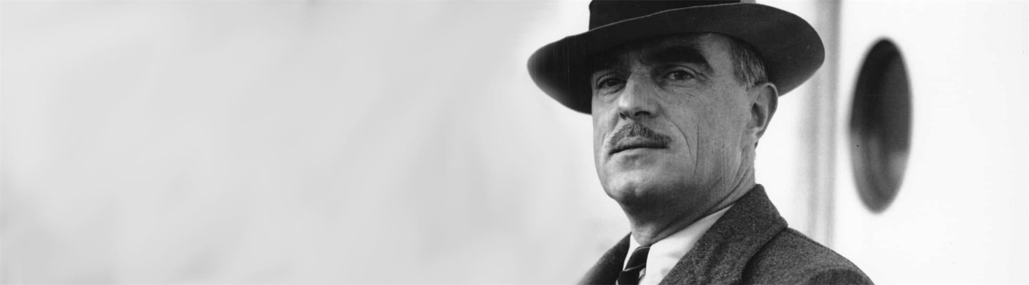 The Thornton Wilder Collection Featured Promo Banner Image