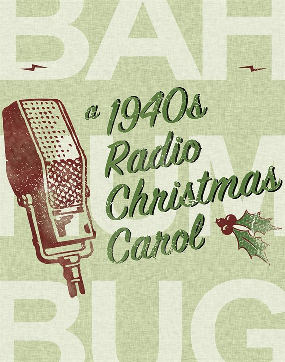 A 1940s Radio Christmas Carol