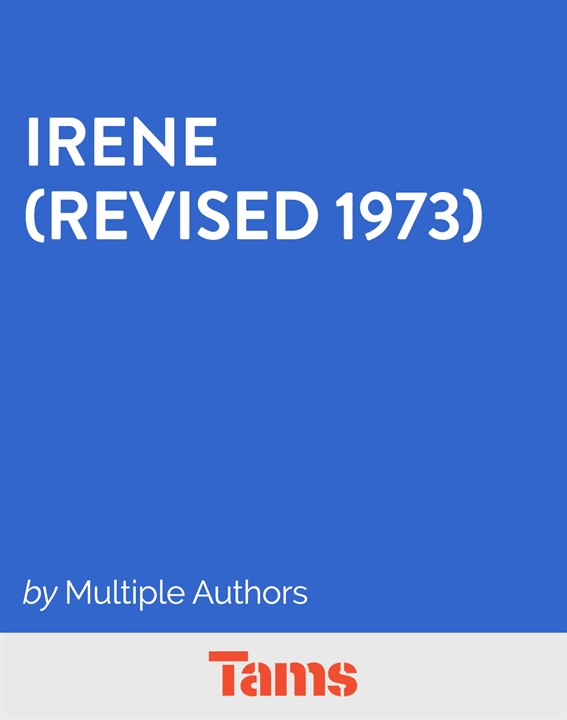 Irene (Revised 1973)