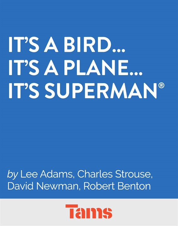 It's a Bird… It's a Plane… It's Superman®