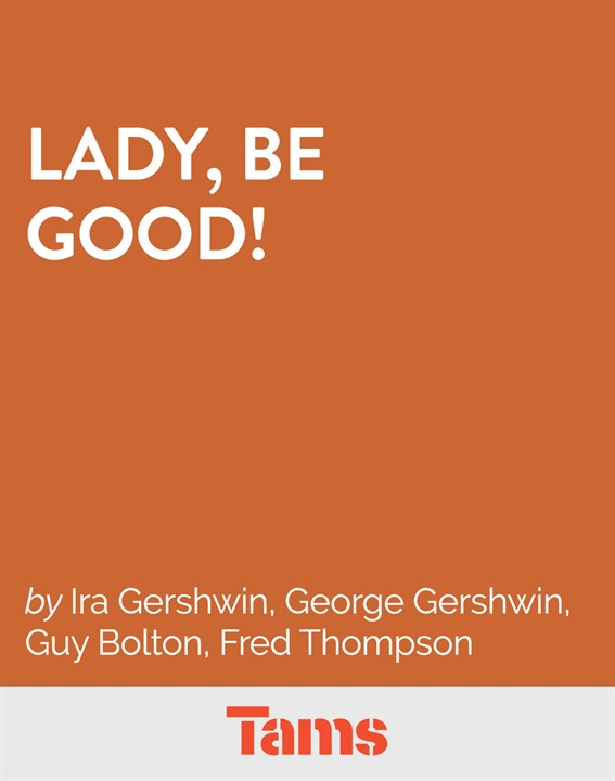 Lady, Be Good!