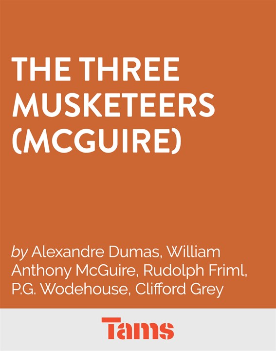The Three Musketeers (McGuire)