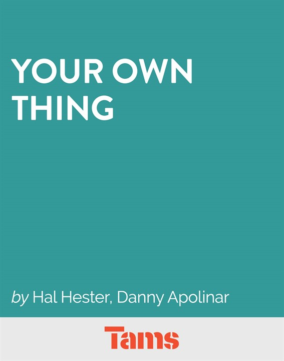 Your Own Thing