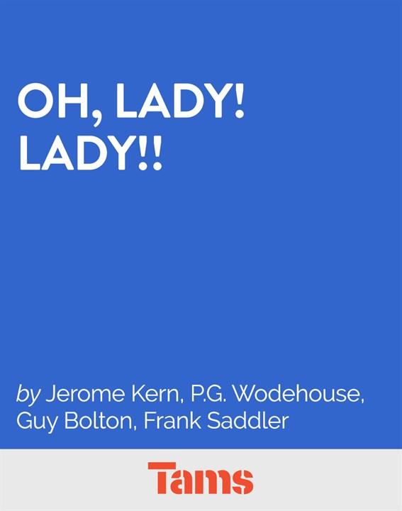 Oh, Lady! Lady!!