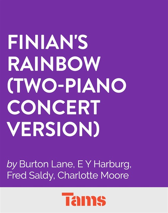 Finian's Rainbow (Two-Piano Concert Version)