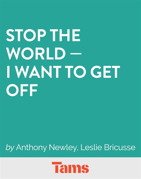 Stop the World —  IWanttoGetOff