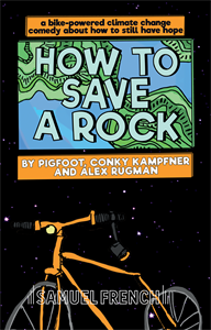 How To Save a Rock
