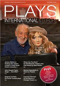 Plays International & Europe Magazine (Annual Subscription)