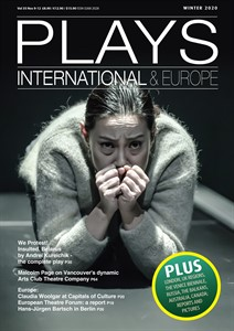 Plays International & Europe Magazine (Annual Subscription)