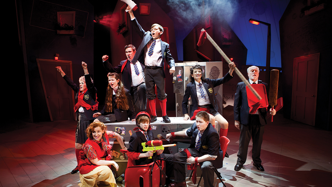 Sue Townsend's The Secret Diary of Adrian Mole Aged 13¾ The Musical